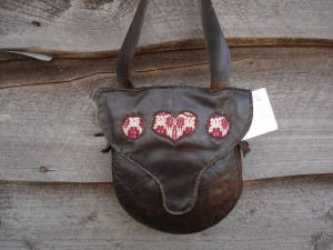 #113 Possible Bag Hunting Pouch front