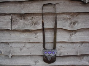 # 116 Possible Bag Hunting Pouch Purple Heart