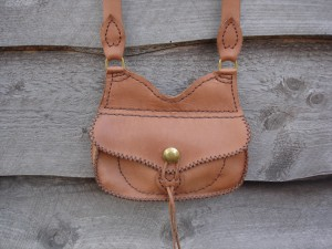 #119 Made by GB, Ladies Purse Possible Bag Hunting Pouch