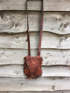 I have made several bags like this one which seems to be a very popular style.