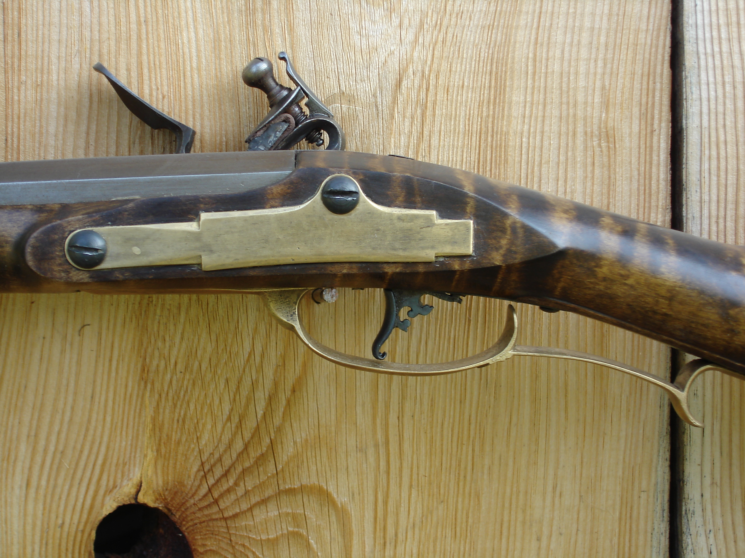bv colonial crafts blog archive isaac haines 50 caliber muzzleloader