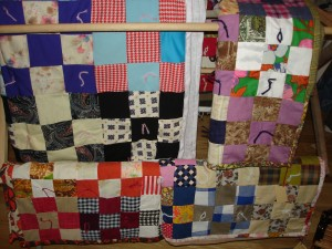 Knotted Quilts