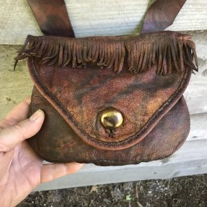 e08cba1ad1 BV Colonial Crafts » Blog Archive » Leather Hunting Pouches ...