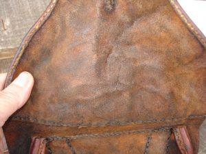 Bag 129 inside
