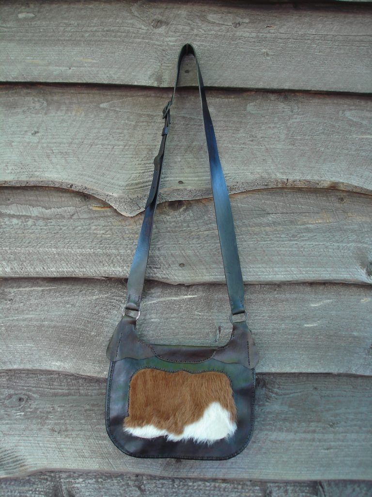 Bv Colonial Crafts Blog Archive Leather Hunting Pouches